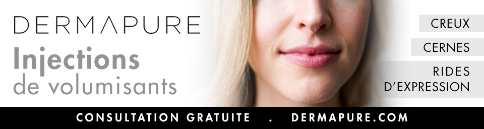 Dermapure - Injection de volumisants
